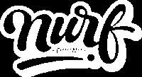 LOGO NURF putih